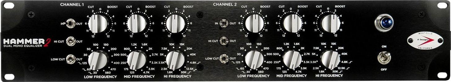 A-Designs Hammer2 EQ