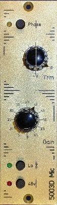 AML 5003D Mic PreAmp