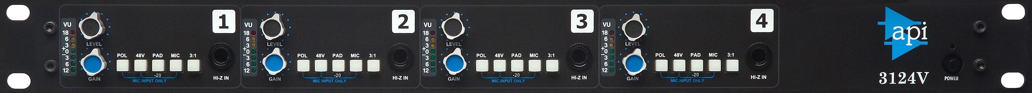API 3124MV