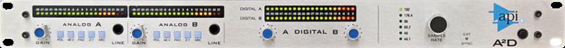 API A2D DUAL 312 MicPre