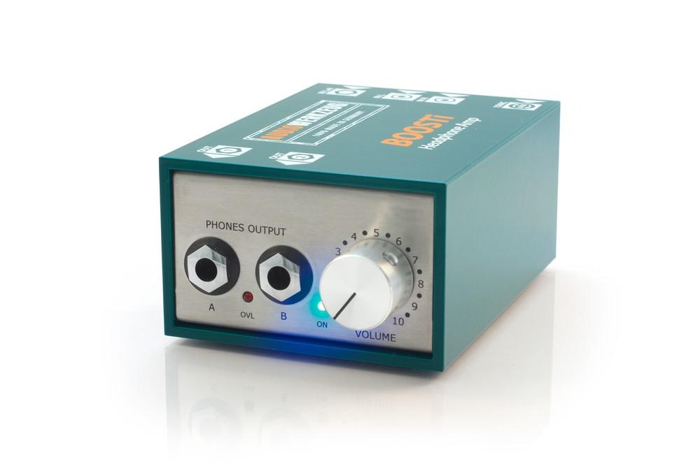 Audiowerkzeug BOOSTi