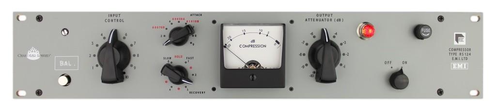 Chandler Limited RS 124 Compressor