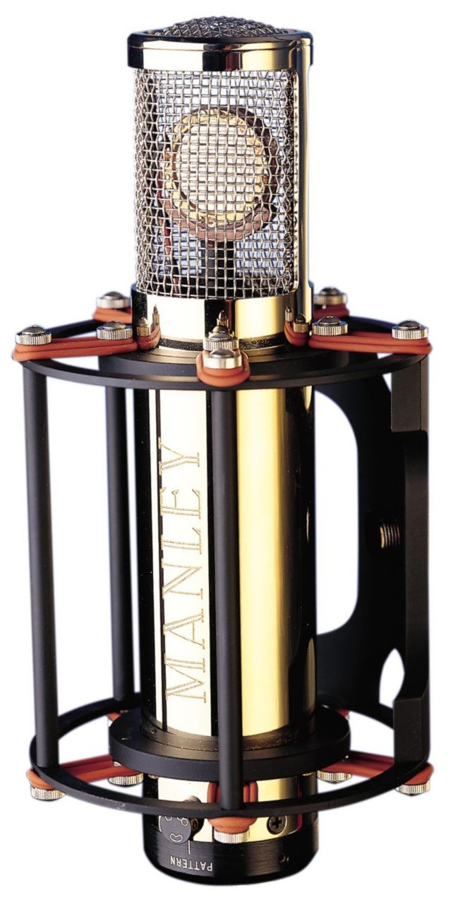 Manley Reference Mono Gold Microphone