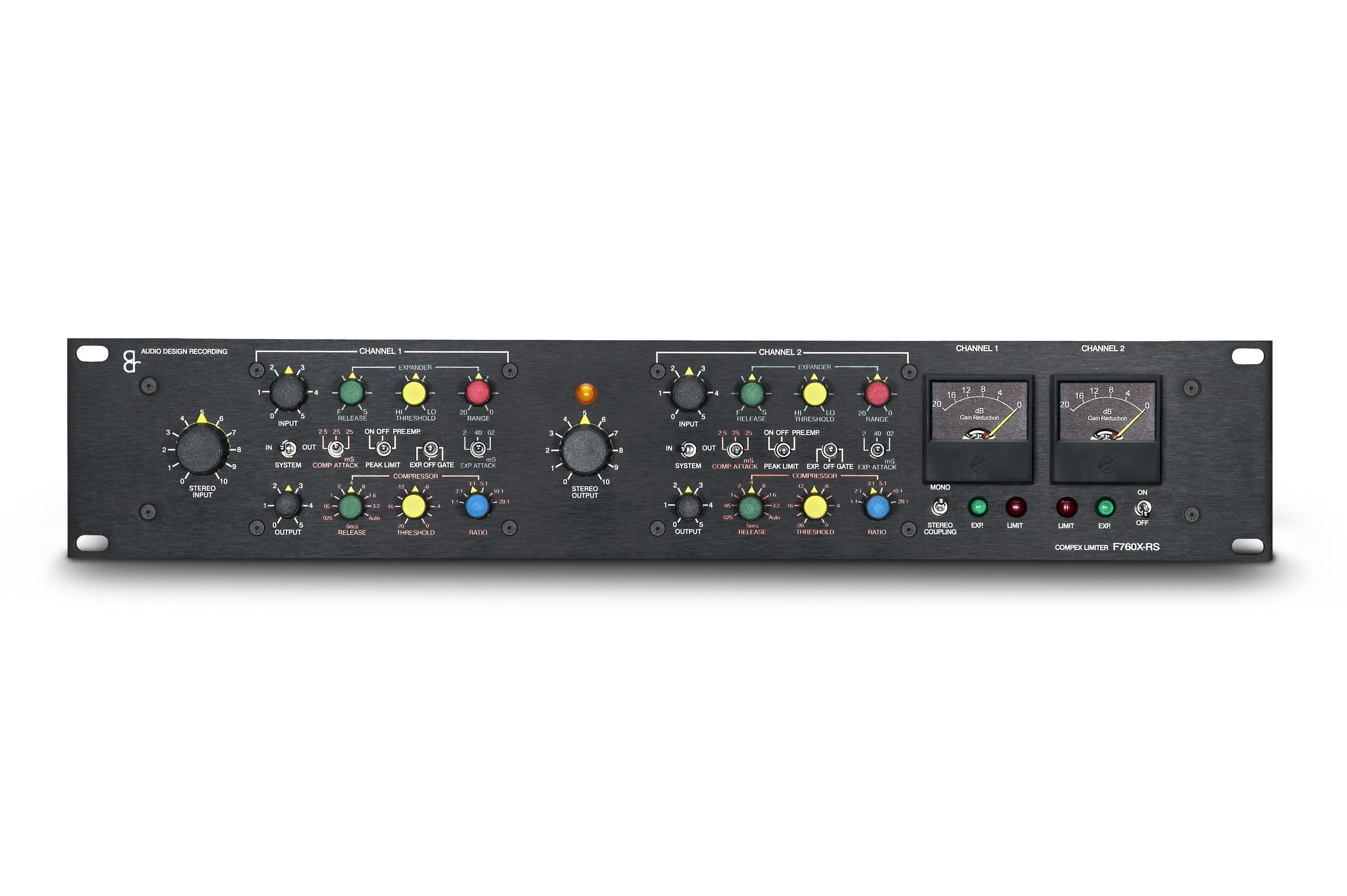 ADR Q2 Audio ADR Compex F760X-RS