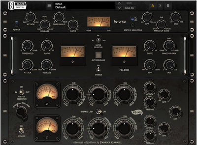 Slate Digital - VBC Virtual Buss Compressor
