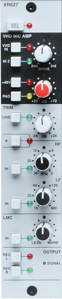 SSL XR627 VHD Modul + LMC