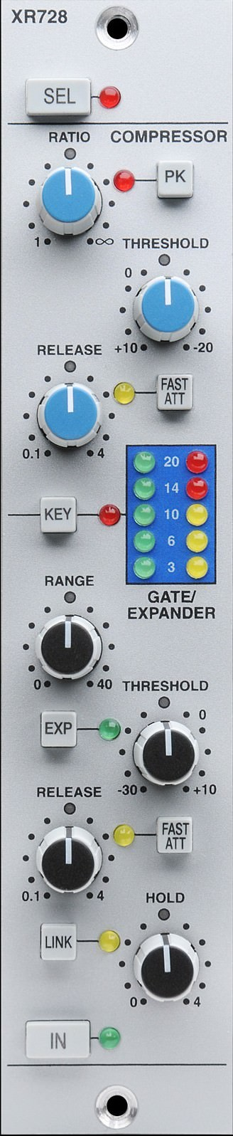 SSL XR728 Stereo Kompressor
