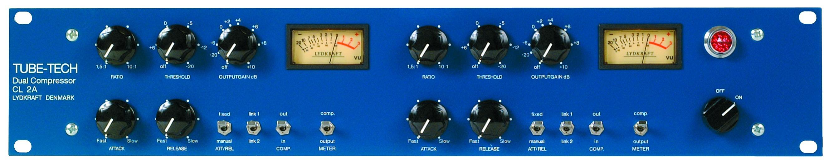 Tube-Tech CL 2A - Classic Röhrenkompressor