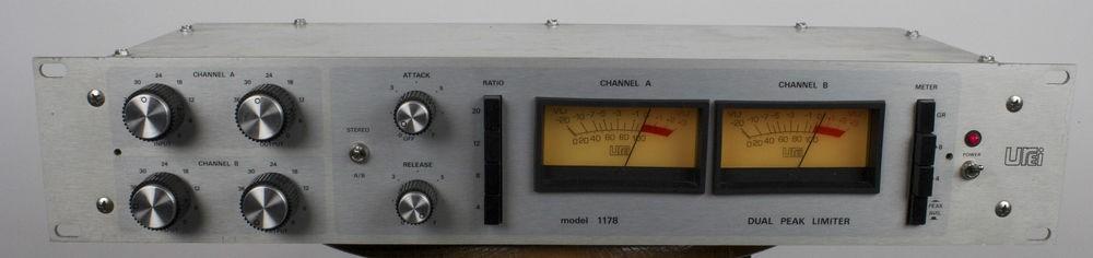 Urei 1178 Compressor/Limiter vintage
