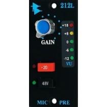 API 212L Mic PreAmp
