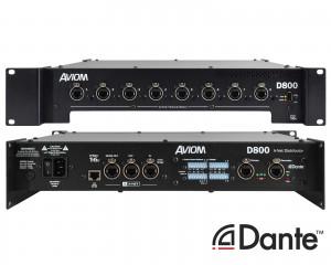 Aviom D800-Dante