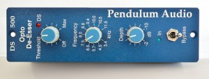 Pendulum Audio DS-500