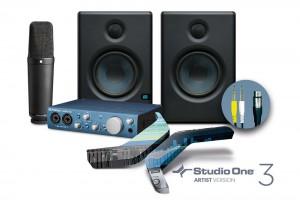 """Presonus/Rode """"Special Edition Recording-Bundle"""""""