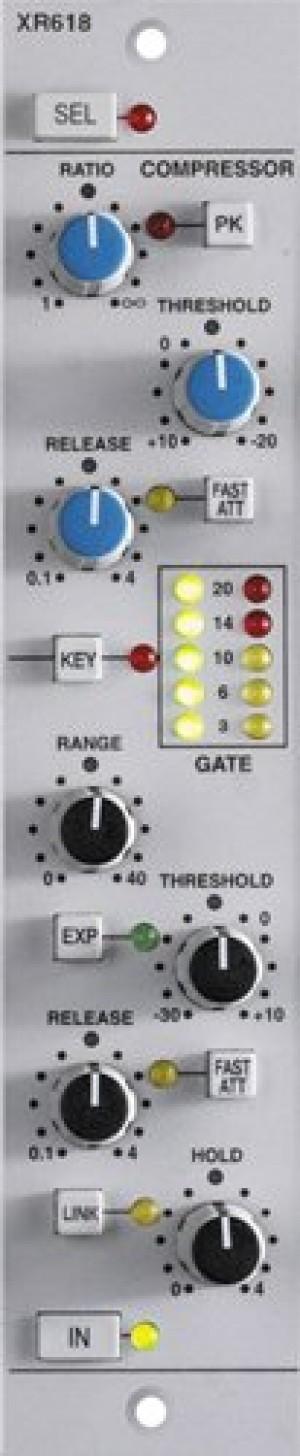 SSL XR618 Dynamics Kompressor