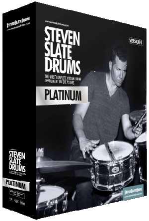 Slate Digital - Steven Slate Drums 4 Platinum