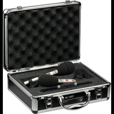 AKG C451 B Matched Pair Stereo Set