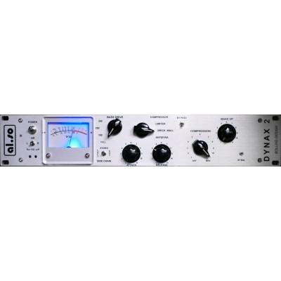 Al.So Dynax 2 Stereo Opto Compressor