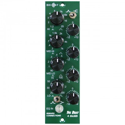 Inward Connection The Brat 4 Band EQ