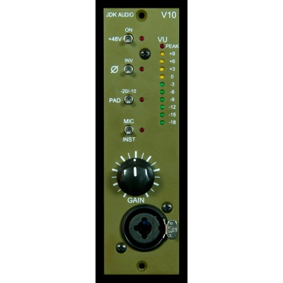 JDK Audio V10