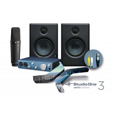 "Presonus/Rode ""Special Edition Recording-Bundle"""