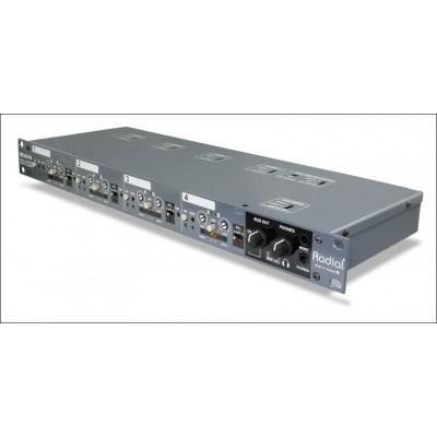 Radial SW4  Audio Switcher