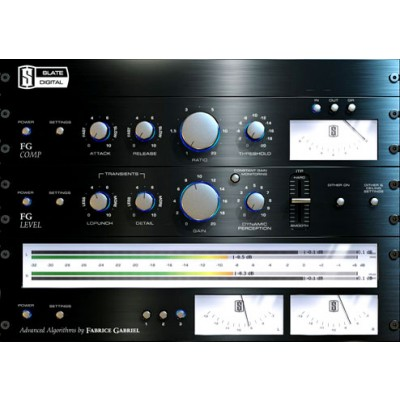 Slate Digital - FG-X Virtual Mastering Processor