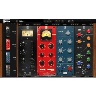 Slate Digital - VMR Virtual Mix Rack