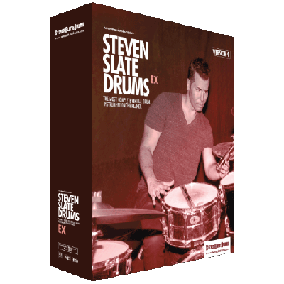 Slate Digital - Steven Slate Drums EX
