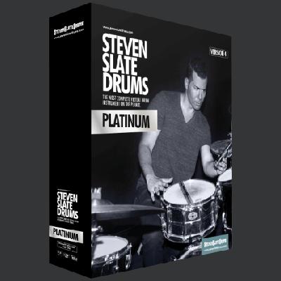 Slate Digital - Steven Slate Drums 4 Platinum